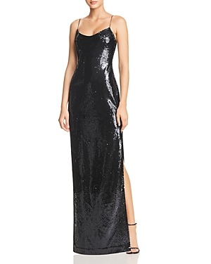 Likely Ronan Sequined Gown