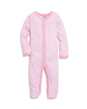 Splendid Girls' Striped Footie - Baby