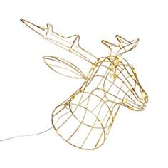 Bloomingdale's LED Wire Light Reindeer - 100% Exclusive_0