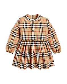 Burberry - Girls' Marney Vintage Check Dress - Little Kid, Big Kid