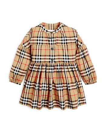 Burberry - Girls' Marney Vintage Check Dress - Little Kid, Big Kid