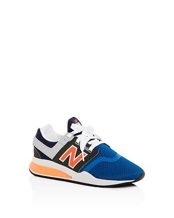 New Balance Boys' 247 Low Top Sneakers Big Kid