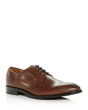 Gordon Rush - Men's Wheaton Leather Plain Toe Oxfords