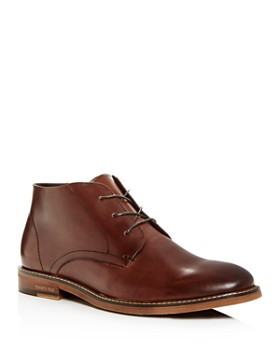 Kenneth Cole -  Men's Dance Leather Chukka Boots