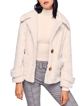 Free People - So Soft Cozy Peacoat