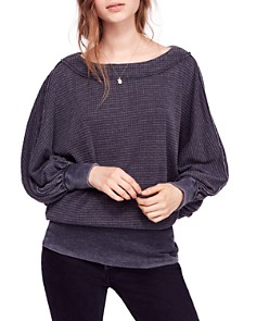 Free People - Willow Thermal Top