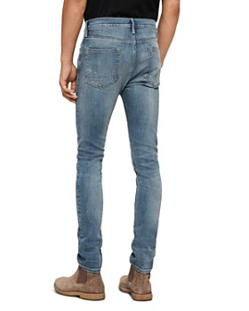 ALLSAINTS - Cigarette Skinny Jeans in Mid Indigo
