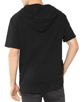 PATRON SAINT OF - Raptor Short-Sleeve Hooded Sweatshirt
