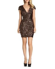Dress the Population -  Zoe Sequined Mini Dress