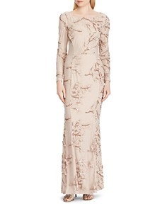Ralph Lauren Evening Dress Bloomingdales
