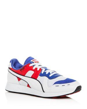 Puma Men's Color-Block Lace-Up Sneakers
