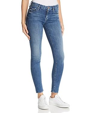 Mother The Looker Skinny Jeans in Groovin-Women