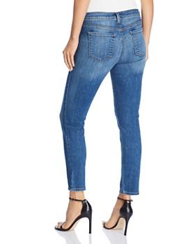 J Brand - Mama J Skinny Capri Maternity Jeans in Indiana