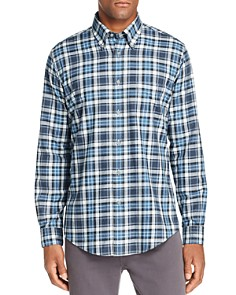 Brooks Brothers - Regent Fit Flannel Button-Down Shirt