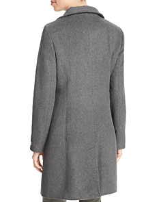 Calvin Klein - Button-Front Coat