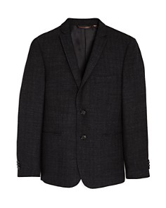 Michael Kors - Boys' Herringbone Sport Jacket - Big Kid