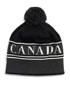 Canada Goose - Pom Beanie Hat