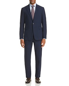 Theory - Broken-Check Slim Fit Suit Separates