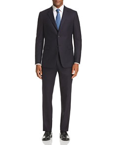 Theory - Lightweight Flannel Suit Separates - 100% Exclusive