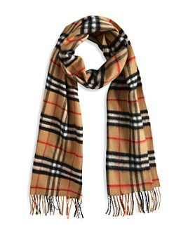 Burberry - Vintage Check Cashmere Scarf