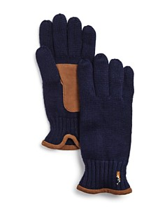 Polo Ralph Lauren - Classic Lux Merino Wool Gloves