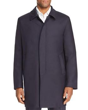 Canali - Impeccabile Classic Raincoat