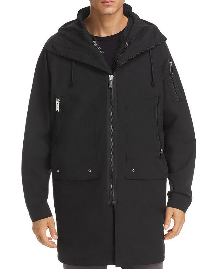 KARL LAGERFELD Paris - Oversized 2-in-1 Jacket