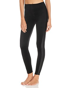 Commando - Velvet Tuxedo Leggings - 100% Exclusive