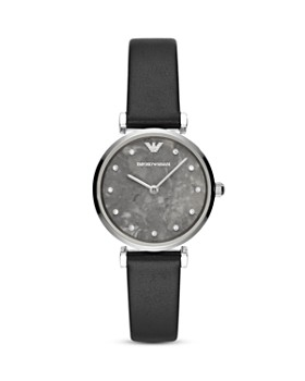 34f862e8a58 Armani - Gianni T-Bar Stainless Steel Watch