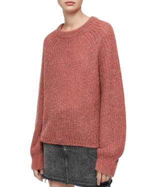 Renne Sweater in Coral Twist