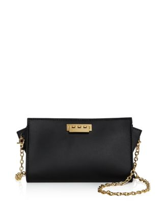 Eartha Iconic Small Leather Crossbody by Zac Zac Posen