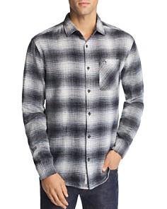 Original Penguin - Plaid Flannel Regular Fit Shirt
