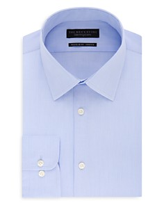 The Men's Store at Bloomingdale's Micro-Stripe Regular Fit Dress Shirt_0