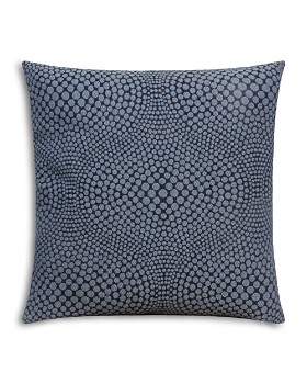 "Bloomingdale's Artisan Collection - Mirrored Print Pillow, 21"" x 21"""