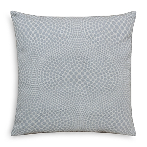 Bloomingdale's Artisan Collection Mirrored Print Pillow, 21 X 21 In Cement