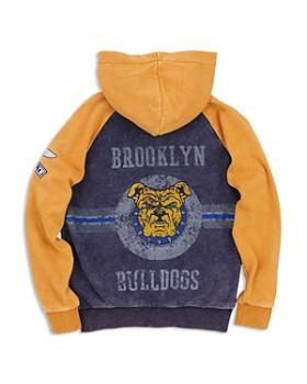 Butter - Boys' Fleece Brooklyn Bulldogs Hoodie - Big Kid