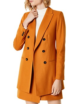 KAREN MILLEN - Double-Breasted Coat