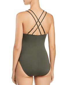 La Blanca - Island Underwire X Back One Piece Swimsuit