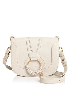 See by Chloé - Hana Medium Leather Crossbody