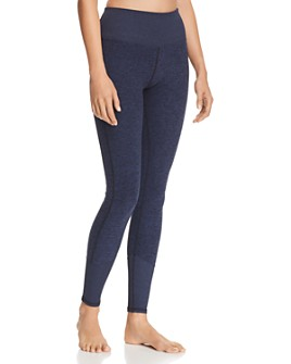 Alo Yoga - High-Rise Heathered Leggings