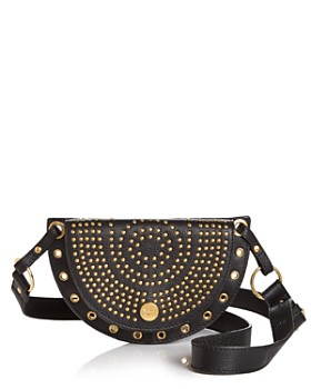 See by Chloé - Kriss Mini Studded Leather Crossbody