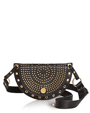 See by Chloe Kriss Mini Studded Leather Crossbody