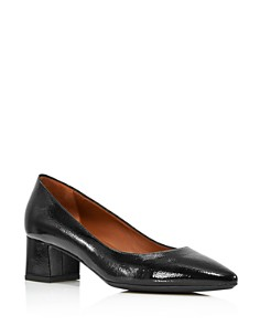 Aquatalia - Women's Pasha Weatherproof Block-Heel Pumps - 100% Exclusive