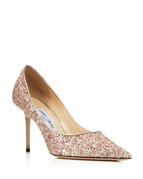 8e7bef0e7e19 Jimmy Choo - Women s Romy 85 Pointed-Toe Pumps ...