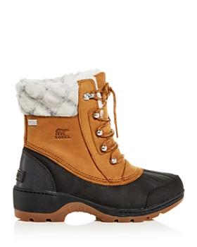 Sorel - Women's Whistler Waterproof Cold-Weather Boots