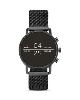 Skagen - Falster 2 Black Mesh Strap Smartwatch, 40mm