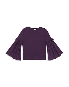 Habitual Kids - Girls' Taylor Flare-Sleeve Knit Top - Big Kid