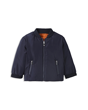 Jacadi Boys' Quilted Reversible Jacket - Baby
