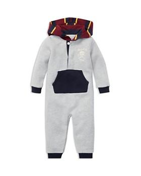 Ralph Lauren - Boys' Fleece Coverall - Baby