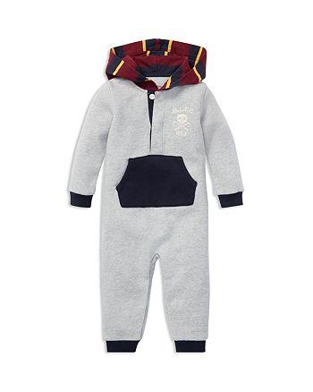 3a6060afb Ralph Lauren Boys  Fleece Coverall - Baby
